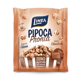 Linea Pipoca Pronta Zero Açúcar Chocolate