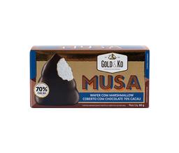 MUSA 70% CACAU + BAUNILHA | 60G
