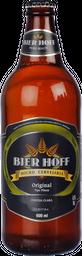 50% de DESCONTO na 2 UND Cerveja Bier Hoff Nigra 600 mL