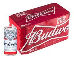 Combo com 8 unidades Budweiser  269ml