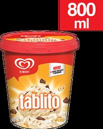 Sorvete Kibon Tablito - 800ml