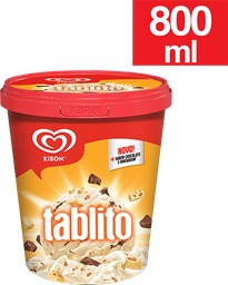 Sorvete Kibon TABLITO - 800ML - 11476