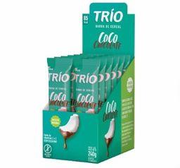 Leve 12 Barra Cereal Trio Com 12 Chocolate 20 g