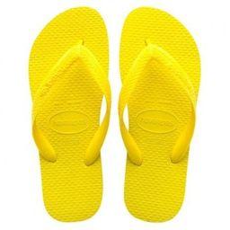 Sandalia Havaianas Top Amarelo Citrico 33/4