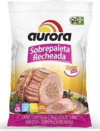 Sobrepaleta Recheada Aurora
