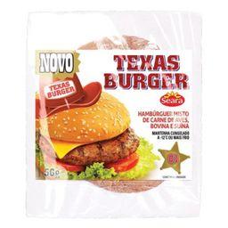 Hambúrguer Misto Texas Burger 56 g Com 36
