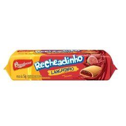 Recheadinho Goiaba Bauducco 56 g (Bauduc Pq)