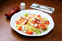 Salada A Juliana Com Polvo