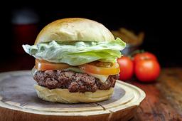 Combo Família - 3 Burgers X-Saladas + 1 Chips + 3 Cocas 350mls