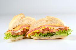 Sanduíche Americano