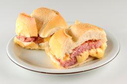 Sanduíche Cheese Calabresa