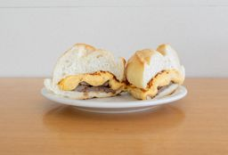 Sanduíche Cheese Churrasco Filé Mignon