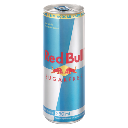 Red Bull Sugarfree Lata