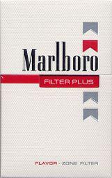 Marlboro Filter Plus 20 Und