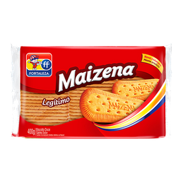 Biscoito Maizena Fortaleza 400 g
