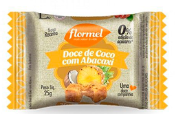 Doce Coco Abacaxi 25 g