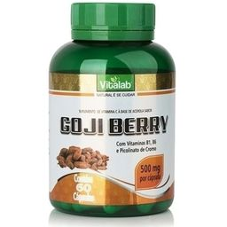 Gojiberry 500 Mg 60 Cápsulas
