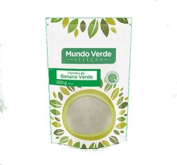 Superfood Farinha De Banana Verde 200 g
