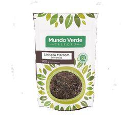 Superfood Farinha Linhaça Marrom 200 g