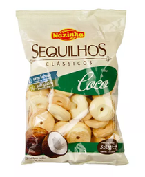 Sequilhos Coco 350 g