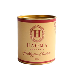 Haoma Amendoim Healthy Fine Chocolate 200 g