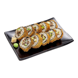 Hot Roll Vegetariano - 12 Unidades