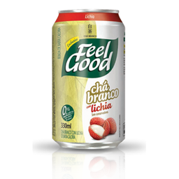 Chá Lichia Gelado Feel Good - 350ml