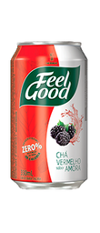 Chá Amora Gelado Feel Good - Lata