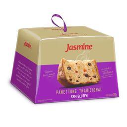 Panettone Jasmine Tradicional Sem Glúten 300 g