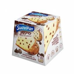 Panettone Suavipan Zero Acuc Chocolate 250 g