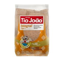Tio Joao Arroz Integral Tipo 1 Tio João Pacote