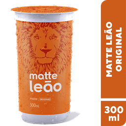 Matte Leão Mate Natural Copo