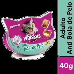 Petisco Whiskas Temptations Anti Bola de Pelo Gatos Adultos 40g