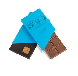 Tablete de Chocolate Sem Adição de Açúcar - 40g