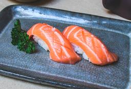 Sushi Salmão Barriga