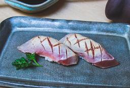 Sushi Atum Maçaricado
