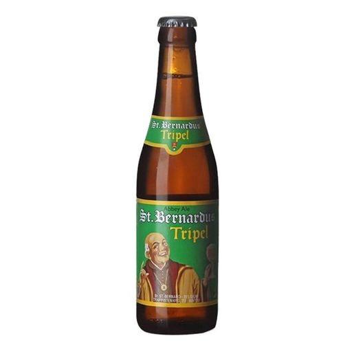 Cerveja St. Bernardus Tripel    330 Ml