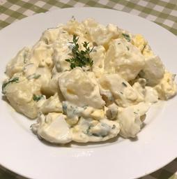 Salada De Batata  ( meio quilo )