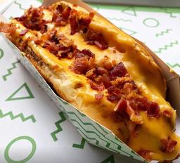 Cheddar Bacon Dog