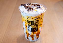 Milk Shake de Oreo com Caramelo - 440ml