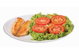 Filé de Tilápia + Salada Grill