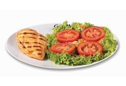 Filé de Frango + Salada Grill