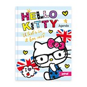 Agenda escolar Hello Kitty 19853 Spiral Hki