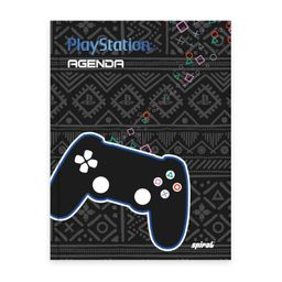 Agenda escolar Playstation 19075 Spiral Ps