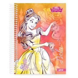 Caderno Universitário Capa Dura 10x1 200fl Princess 19493