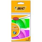 Borracha c/cinta plástica neon 884645 Bic