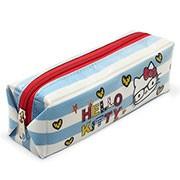 Estojo escolar pvc quadrado Hello Kitty K1823 Spiral Hki