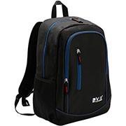 Mochila nylon preta e azul marinho 8731482 Republic Vix