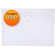 Envelope Vai e Vem Fecho Horizontal Oficio Transparente EV02TR