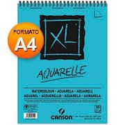 Bloco XL e aquarelle A4 300g 30 fls 60039170 Canson